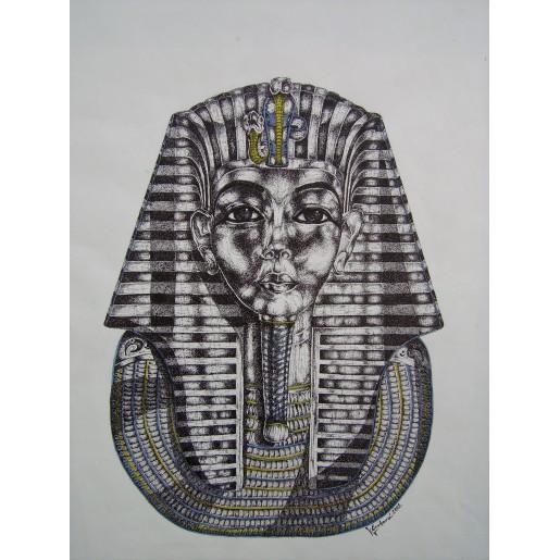 MASKA FARAÓNA - Tutanchamon