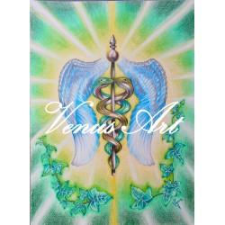 Hrníček s Andělem - ARCHANDĚL RAFAEL