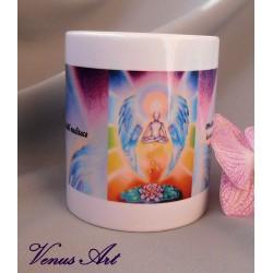 Hrníček s Andělem - ANDĚL MEDITACE