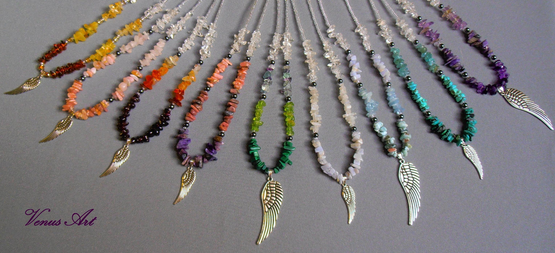 série Andělských náhrdelníků
